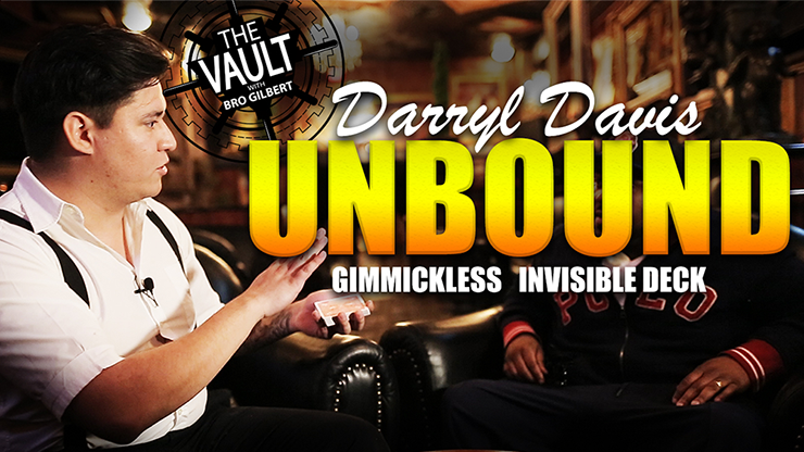 The Vault - Unbound by Darryl Davis video DOWNLOAD<br /><span class=&quot;smallText&quot;>[MMSDL_60839]</span>