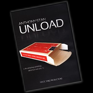 Unload (Red) by Anthony Stan