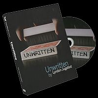 Unwritten (Red) by Lyndon Jugalbot & SansMinds