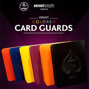 Vernet Card Guard [Red] by Vernet