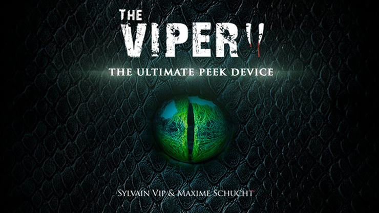 "The Viper Wallet by Sylvain Vip & Maxime Schucht<br /><span class=""smallText"">[BG_VIPERWALLET]</span>"