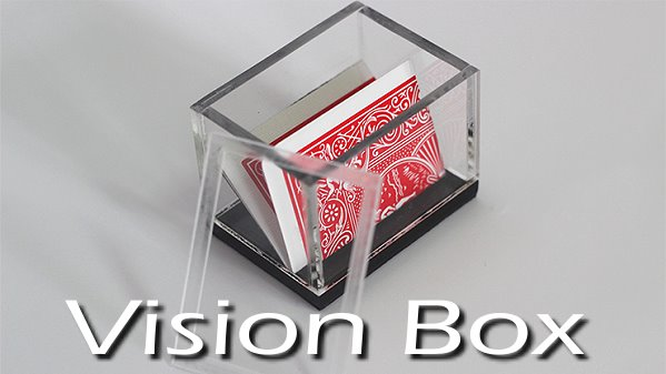 Vision Box by Joao Miranda Magic