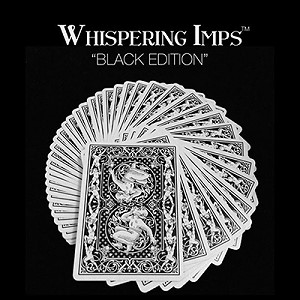 Whispering Imps (Black Edition) by Whispering Imps Productions