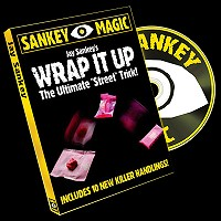 "Wrap It Up by Jay Sankey<br /><span class=""smallText"">[DVD_WRAPITUP]</span>"
