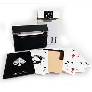 Yu Hojin Manipulation Cards (White) by Yu Hojin<br /><span class=&quot;smallText&quot;>[DECK_YUHOJIN_WHITE]</span>