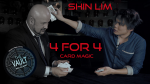 The Vault - 4 for 4 by Shin Lim
