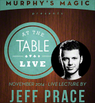 At the Table Live Lecture - Jeff Prace 11/26/2014 -