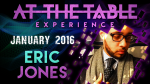 At the Table Live Lecture Eric Jones January 20th 2016