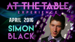 At the Table Live Lecture Simon Black April 20th 2016