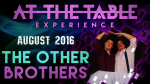At The Table Live Lecture Darryl Davis and Daryl Williams August 3rd 2016