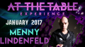 At The Table Live Lecture Menny Lindenfeld January 4th 2017 video DOWNLOAD
