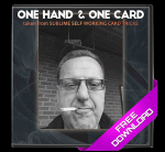 One Hand & One Card (Excerpt from Sublime Self Working Card Tricks) by Big Blind Media