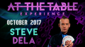 At The Table Live Lecture Steve Dela October 4th 2017