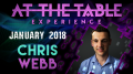 At The Table Live Lecture Chris Webb January 3rd 2018