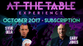 At The Table October 2017 Subscription