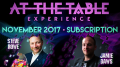 At The Table November 2017 Subscription