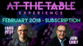 At The Table February 2018 Subscription