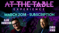 At The Table March 2018 Subscription