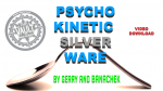 The Vault - Psychokinetic Silverware by Gerry and Banachek