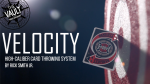 The Vault - Velocity: High-Caliber Card Throwing System by Rick Smith Jr.