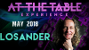 At The Table Live Losander May 2nd, 2018