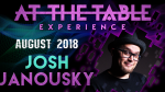 At The Table Live Josh Janousky August 1st, 2018