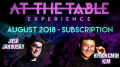 At The Table August 2018 Subscription