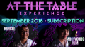 At The Table September 2018 Subscription