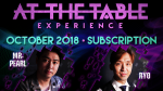 At The Table October 2018 Subscription