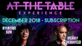 At The Table December 2018 Subscription