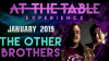 At The Table Live Lecture The Other Brothers January 2nd 2019