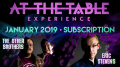 At The Table January 2019 Subscription