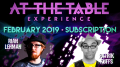 At The Table February 2019 Subscription