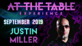 At The Table Live Lecture Justin Miller 2 September 4th 2019