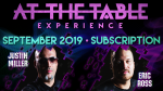 At The Table September 2019 Subscription