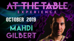 At The Table Live Lecture Mahdi Gilbert October 2nd 2019