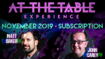 At The Table November 2019 Subscription