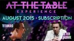 At the Table Live Lecture - 2015-08 (MMSDL)