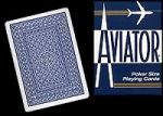 Aviator Poker size (Blue)