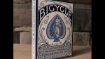 Bicycle AutoBike No. 1 Playing Cards (Blue)