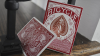 Bicycle AutoBike No. 1 Playing Cards (Red)