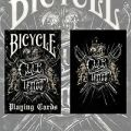 Bicycle Club Tattoo Cards by US Playing Cards