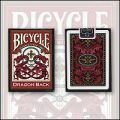 Bicycle Dragon Back (Red) / USPCC