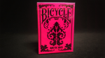 Bicycle Nautic Pink Playing Cards by US Playing Card Co
