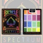 Bicycle Spectrum Deck by Cosmo Solano