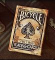 Bicycle Vintage 1800 Marked (Blue) by Ellusionist