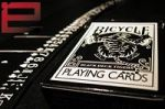Black Tiger Deck (Red Pip) / ellusionist
