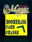 Boomerang Card Change
