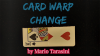 Card Warp Change by Mario Tarasini