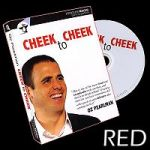 Cheek to Cheek (Red) by Oz Pearlman